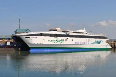 Irish Ferries Exterior