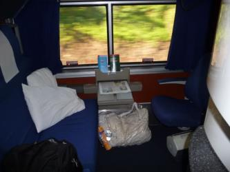 Capitol Limited bedroom