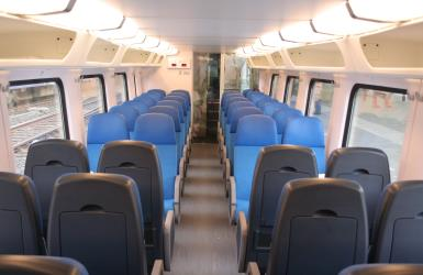 Interior of 2nd Class