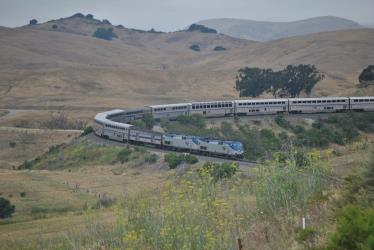 Coast Starlight exterior