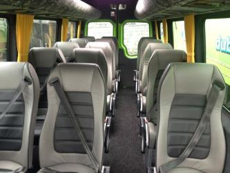 Dublin Coach Interior