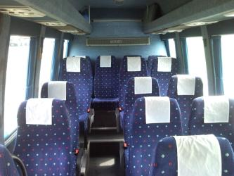 Inside Alis Grup Shuttle