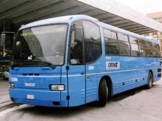 Cotral bus