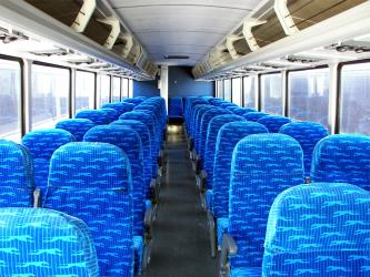 Interior - Bus Seats