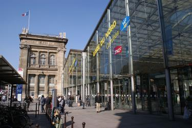 Gare du Nord Entrance