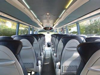 National Express interior