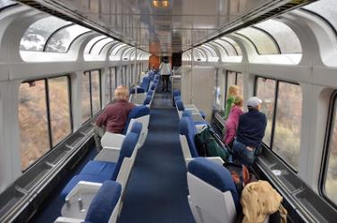 Texas Eagle observation car